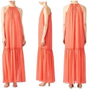 Trina Turk Dresses - Trina Turk Cloverdale Chiffon Maxi Dress   D491